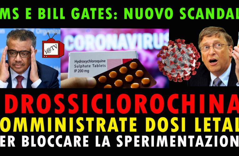 22-06-2020 DOSI LETALI PER FERMARE L'IDROSSICLOROCHINA