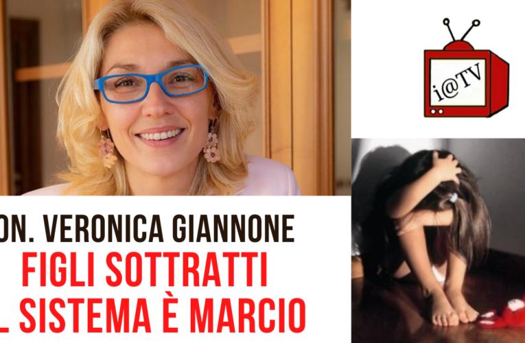 13-06-2020 FIGLI SOTTRATTI: IL SISTEMA È MARCIO (On. Veronica Giannone)