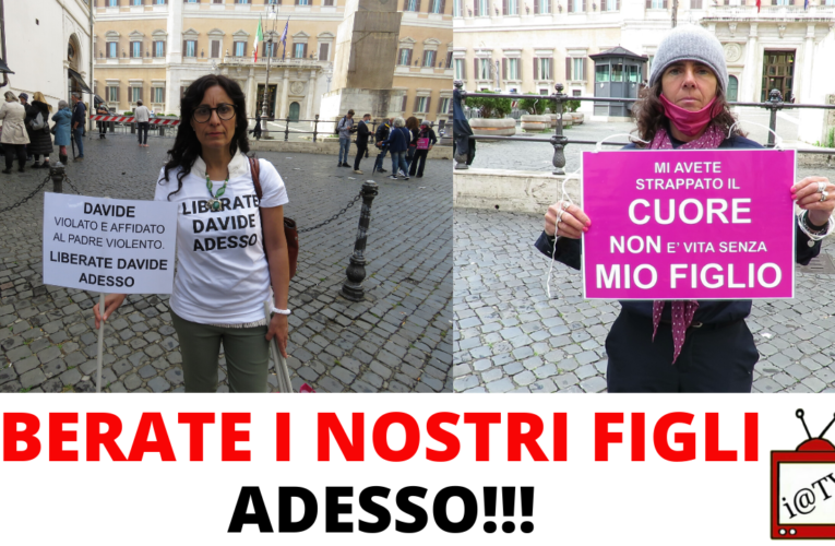 14-06-2020 LIBERATE I NOSTRI FIGLI ADESSO!!!