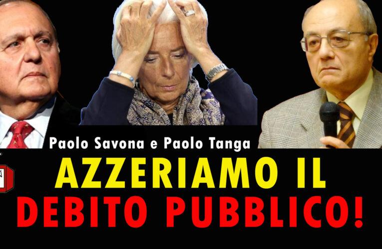 01-07-2020 AZZERIAMO IL DEBITO PUBBLICO!