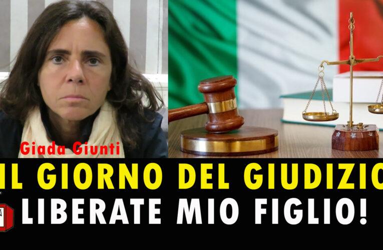 15-07-2020 IL GIORNO DEL GIUDIZIO, LIBERATE MIO FIGLIO! (Giada Giunti)