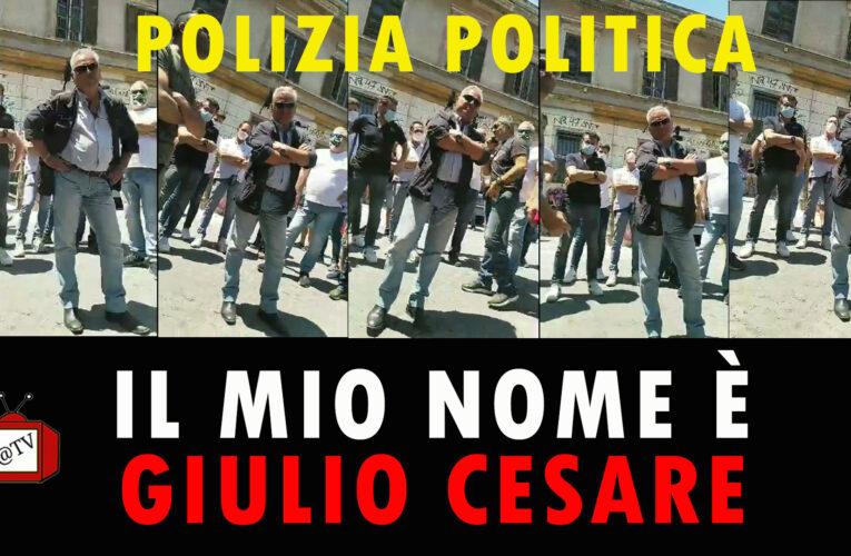 02-07-2020 IL MIO NOME È GIULIO CESARE