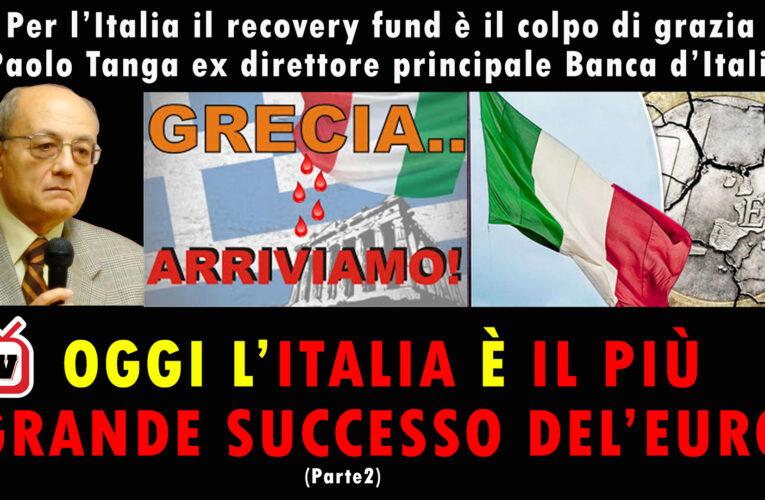 24-07-2020 GRECIA ASPETTACI! STIAMO ARRIVANDO!!! (Paolo Tanga – Seconda parte)