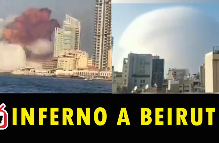 04-08-2020 INFERNO A BEIRUT