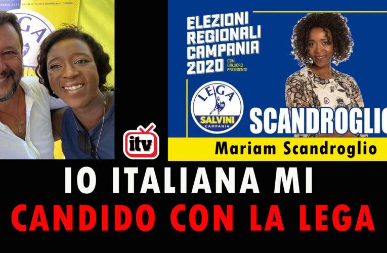 28/08/2020 IO ITALIANA MI CANDIDO CON LA LEGA (Mariam Scandroglio)