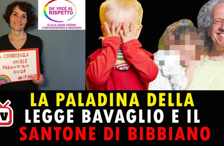 20/08/2020 LA PALADINA DELLA LEGGE BAVAGLIO E IL SANTONE DI BIBBIANO