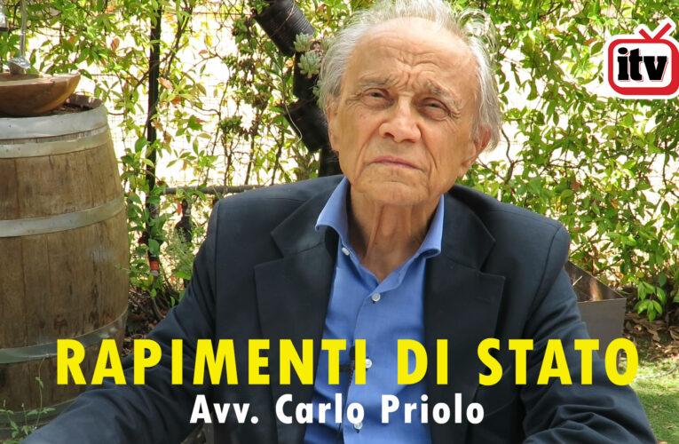 05-08-2020 RAPIMENTI DI STATO  (Avv. Carlo Priolo)