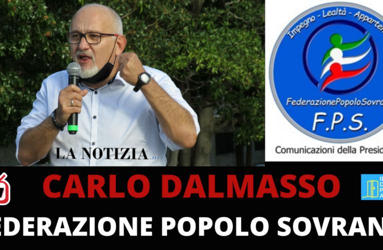 13-10-2020 CARLO DALMASSO – FEDERAZIONE POPOLO SOVRANO