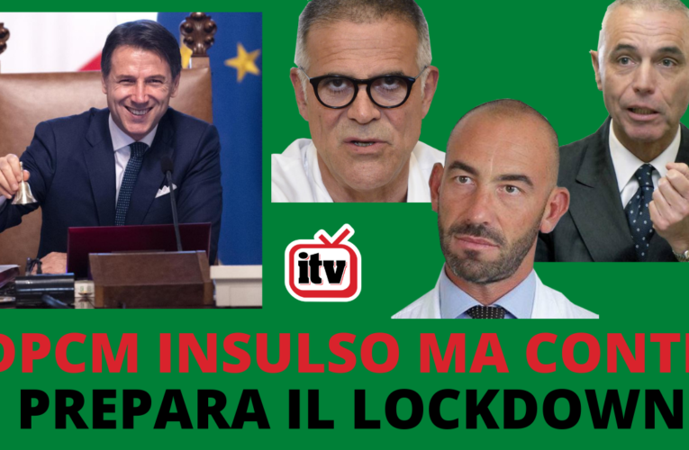 28-10-2020 PREPARATEVI AL LOCKDOWN