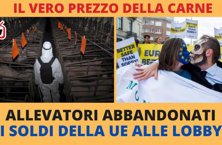 25-10-2020 IL VERO PREZZO DELLA CARNE: I SOLDI DELLA UE ALLE LOBBY