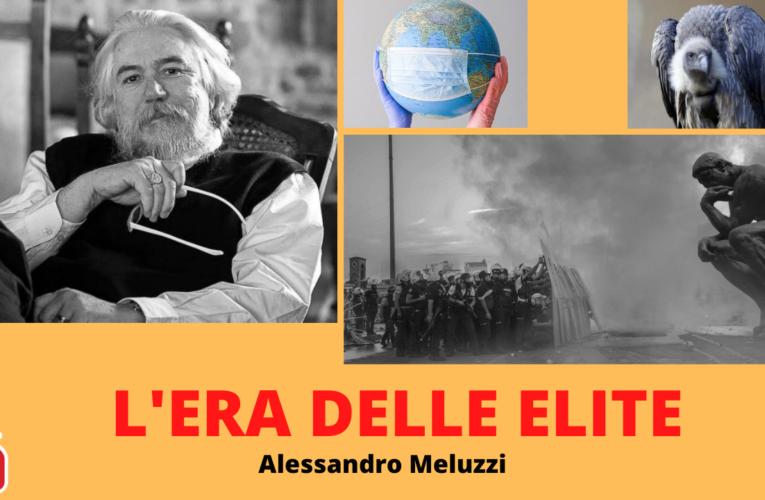 15-10-2020 L'ERA DELLE ELITE