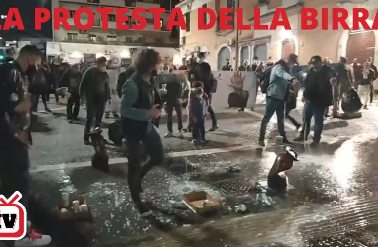 29-10-2020 LA PROTESTA DELLA BIRRA (Diretta da Roma)