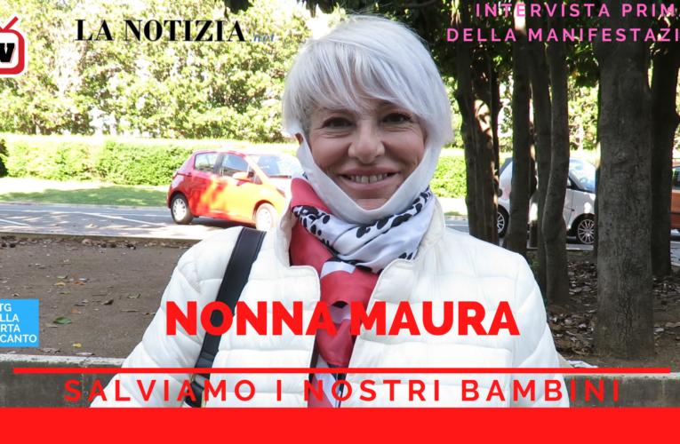 12-10-2020 NONNA MAURA SALVIAMO I NOSTRI BAMBINI