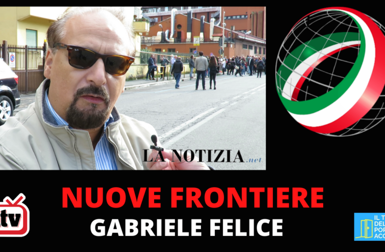 18-10-2020 NUOVE FRONTIERE (Gabriele Felice)