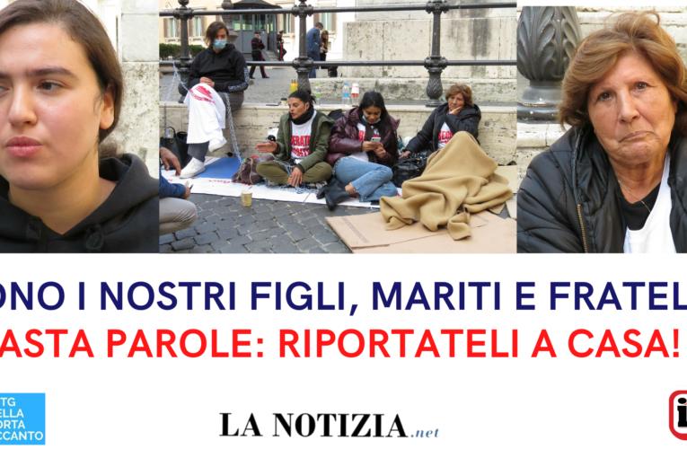 02-10-2020 RIPORTATE A CASA I NOSTRI FIGLI, MARITI E FRATELLI