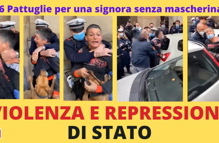 26-10-2020 VIOLENZA E REPRESSIONE DI STATO