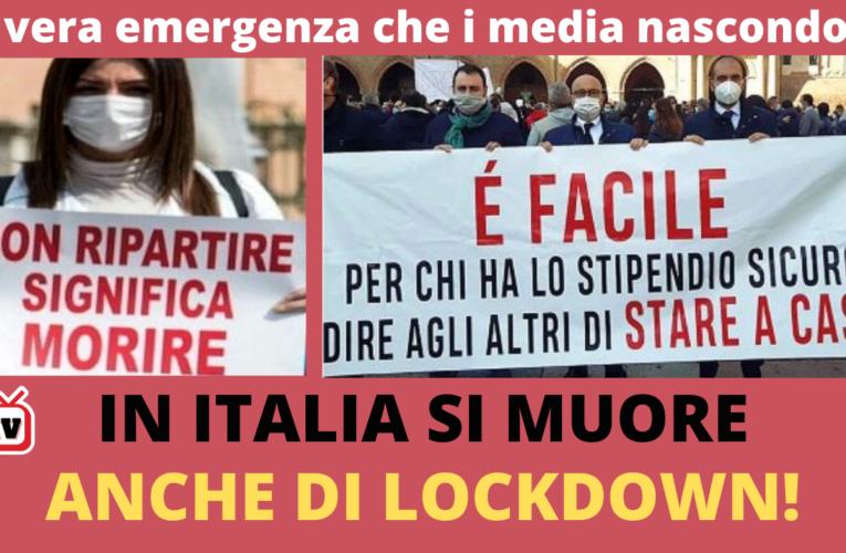 18-11-2020 MORIRE DI FAME NEL SILENZIO DEL LOCKDOWN