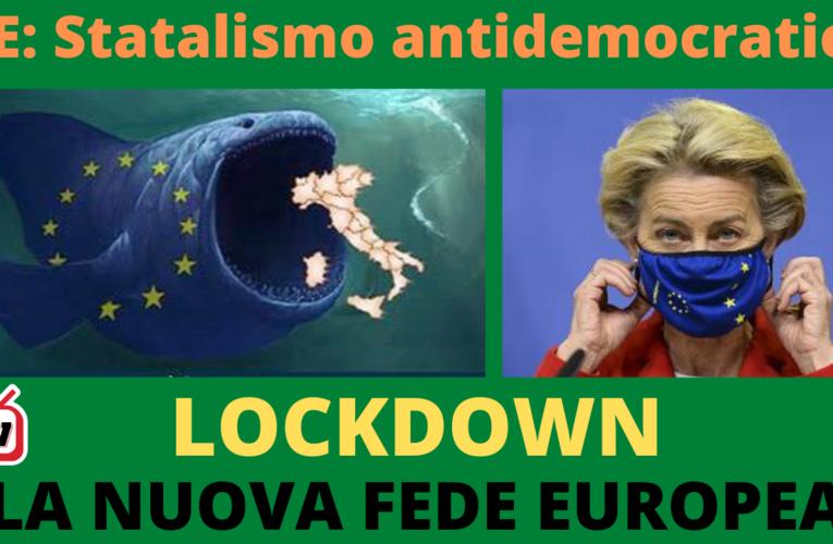 04-11-2020 LOCKDOWN: LA NUOVA FEDE EUROPEA