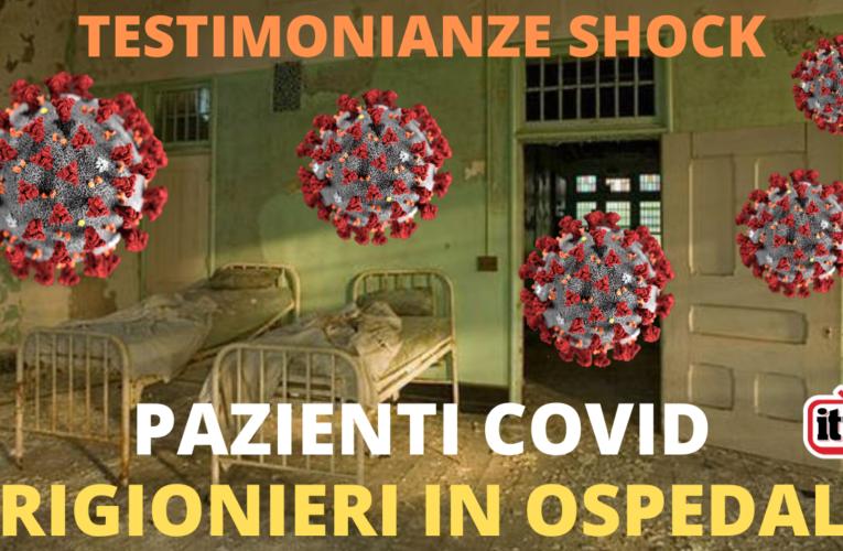 03-11-2020 PAZIENTI COVID PRIGIONIERI IN OSPEDALE