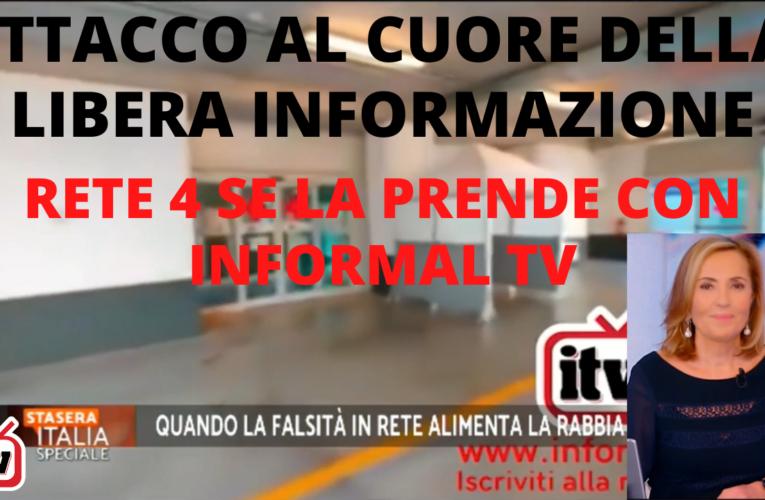 05-11-2020 ATTACCO AL CUORE DELL'INFORMAZIONE LIBERA