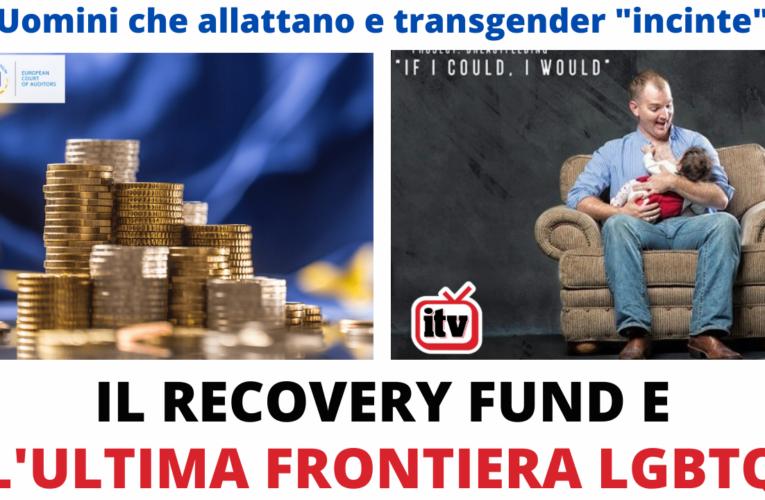 14-12-2020 IL RECOVERY FUND E L'ULTIMA FRONTIERA LGBTQ