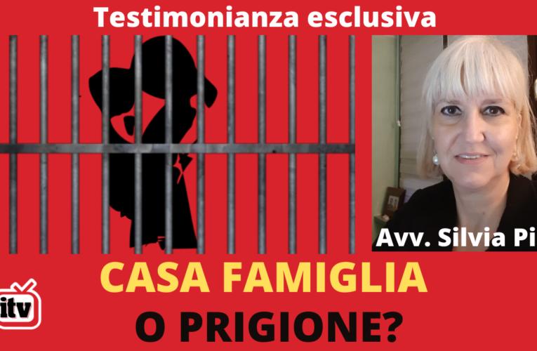 21-01-2021 CASA FAMIGLIA O PRIGIONE? (Avv. Silvia Pini)