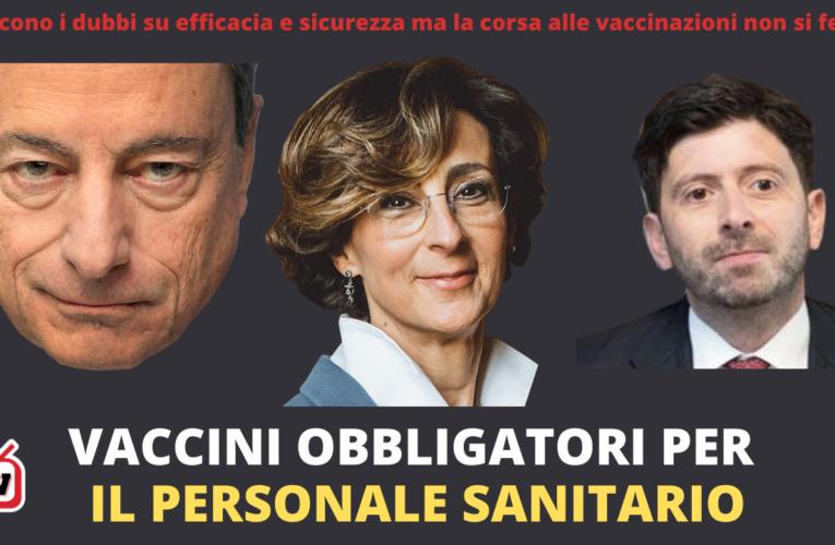 28-03-2021 VACCINI OBBLIGATORI PER IL PERSONALE SANITARIO