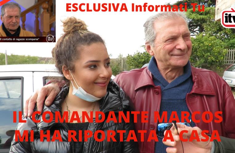 18-04-2021 IL COMANDANTE MARCOS MI HA RIPORTATA A CASA