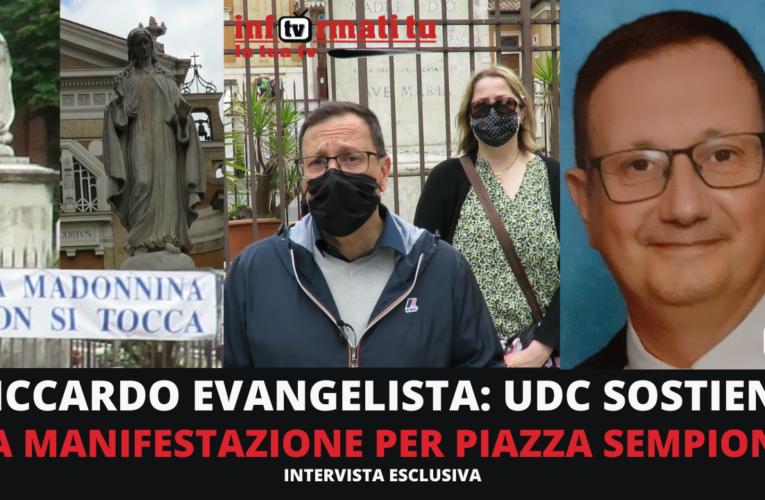13-05-2021 UDC SOSTIENE MANIFESTAZIONE PER PIAZZA SEMPIONE (Riccardo Evangelista)