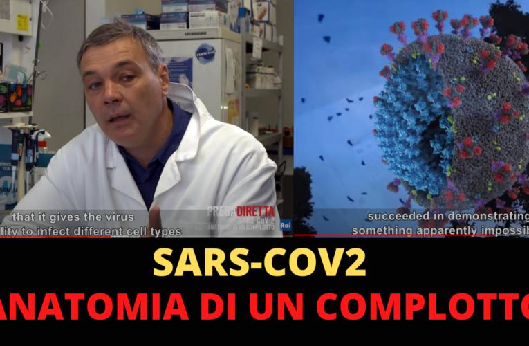 03-06-2021 Sars-Cov2 anatomia di un complotto