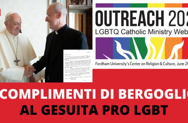 01-07-20 21 I COMPLIMENTI DI BERGOGLIO AL GESUITA PRO LGBT