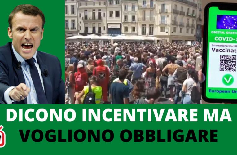 16-07-2021 DICONO INCENTIVARE MA VOGLIONO OBBLIGARE