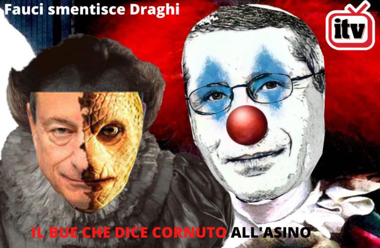 IL BUE CHE DICE CORNUTO ALL'ASINO