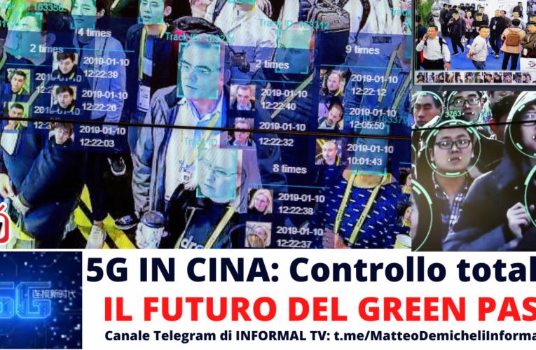 5G IN CINA: IL FUTURO DEL GREEN PASS
