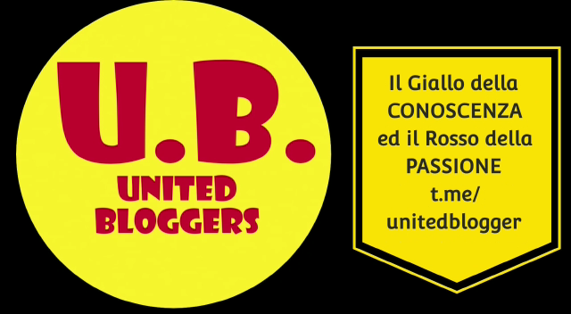 """NUOVO CANALE """"UNITED BLOGGERS"""""""